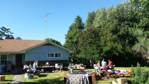 YARD SALE - Fundraiser for Ladies' Retreat! @ Corner of Michigan & Huron in Sandpoint | Sandpoint | Idaho | United States