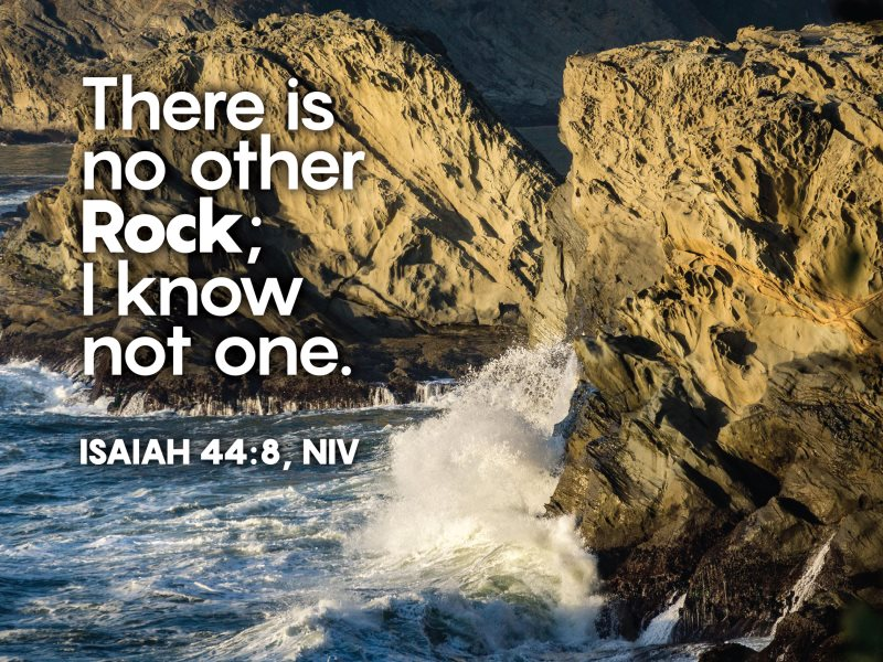 There is no other Rock