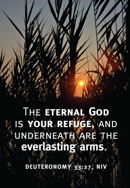 Eternal God is Refuge