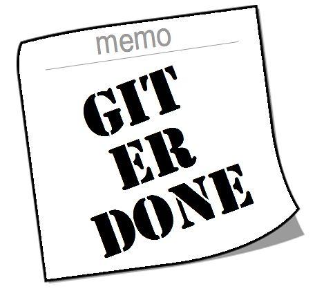 Git R Done