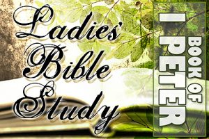 Ladies Bible Study: Book of I Peter @ Northside Christian Fellowship | Sandpoint | Idaho | United States