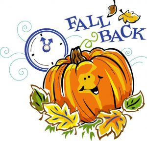 Fall Back Clocks