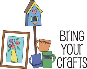 bring your crafts