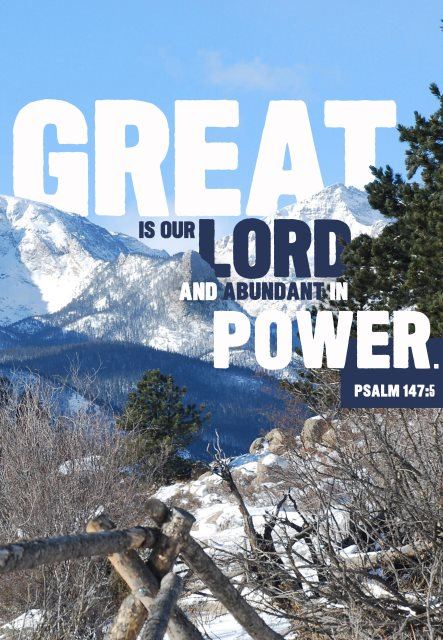 Great Lord Abundant Power