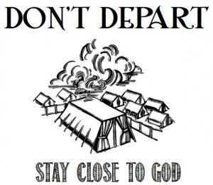 Don't Depart