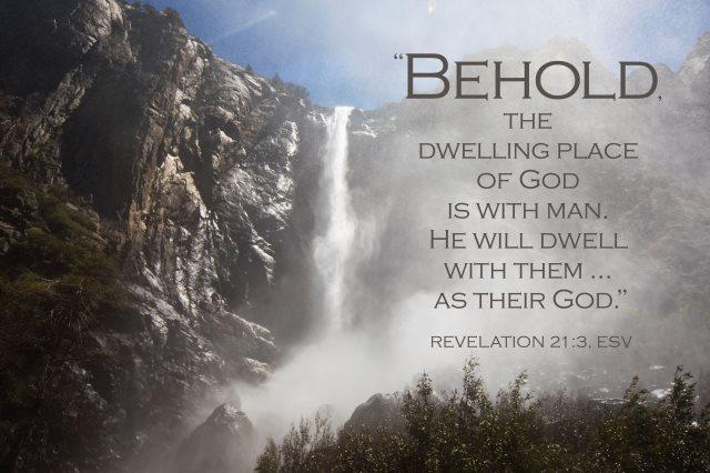 dwelling place of God