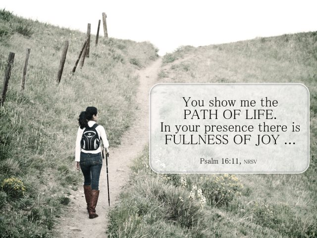Path of Life - Fullness of Joy
