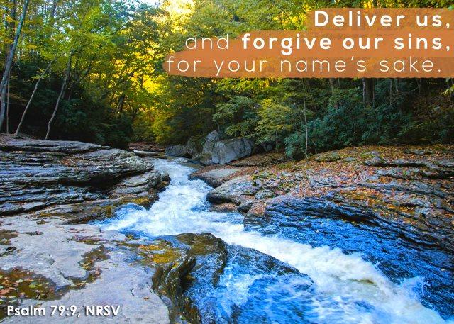 Forgive sins