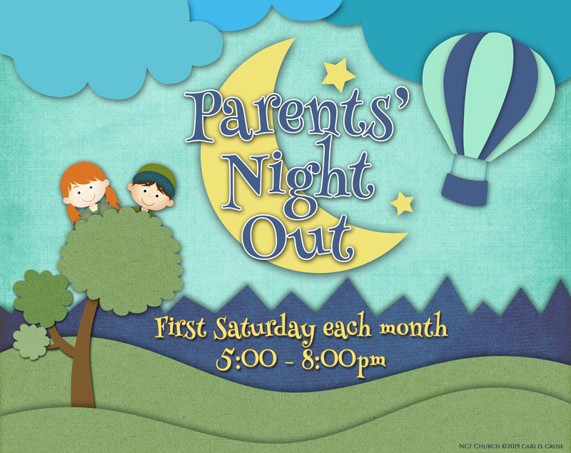 Parents' Night Out! @ NCF