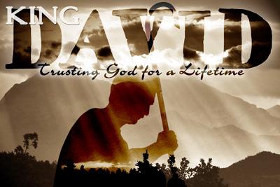 David Trusting God