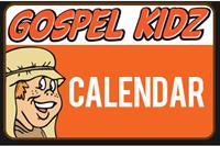 Gospel Kidz Calendar