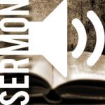 sermon audio icon