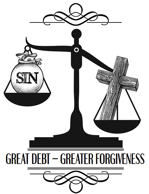 Great Debt – Greater Forgiveness