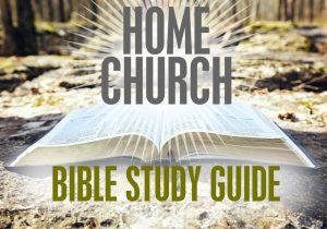 home church bible study guide