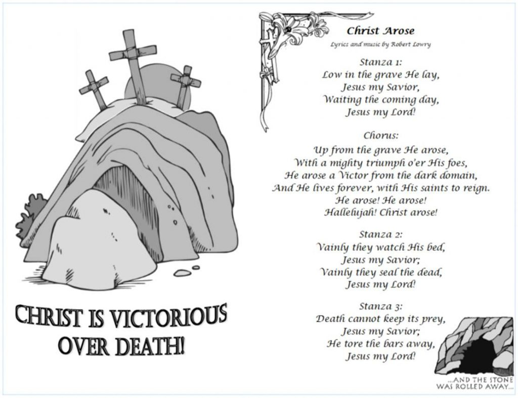 Easter songs 1